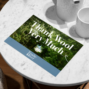 Trudie Oliver - Thank You Card