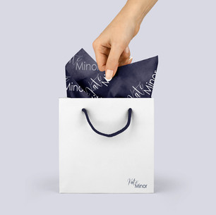 Kate Minor-Gift Bag
