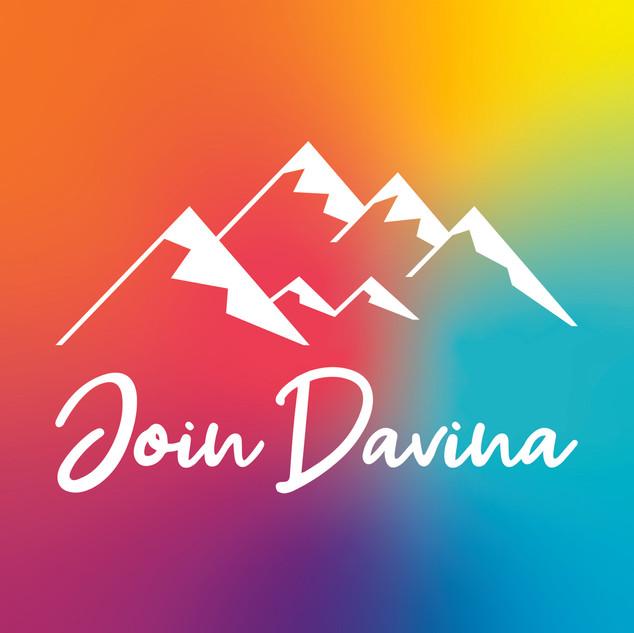 Join Davina Social Media Icon