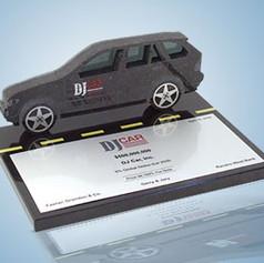 2D Car Award