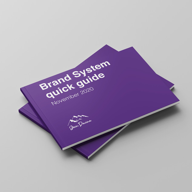 Brand Guides - Front Cover