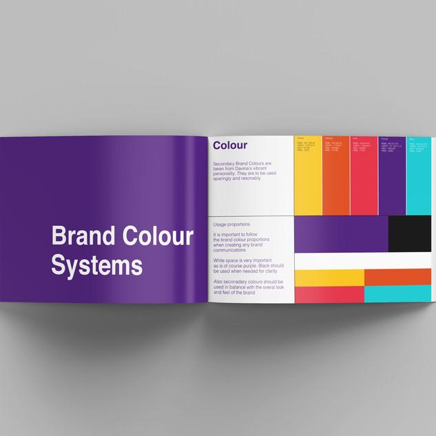 Join Davina Brand Guidelines