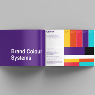 Join Davina Brand Guidelines - Colours