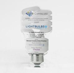 Energy Saving Lightbulb Deal Gift