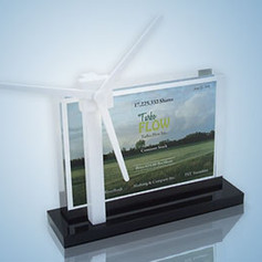 Wind Turbine Financial Tombstone