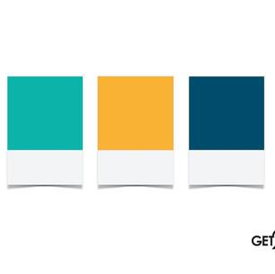 Get 2 Talent Colour Palette