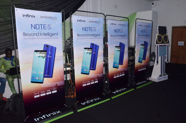 Infinix Note 44