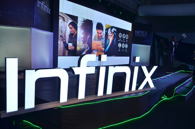 Infinix Note 25