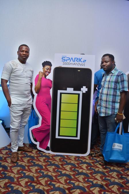 Spark 2 Launch 17