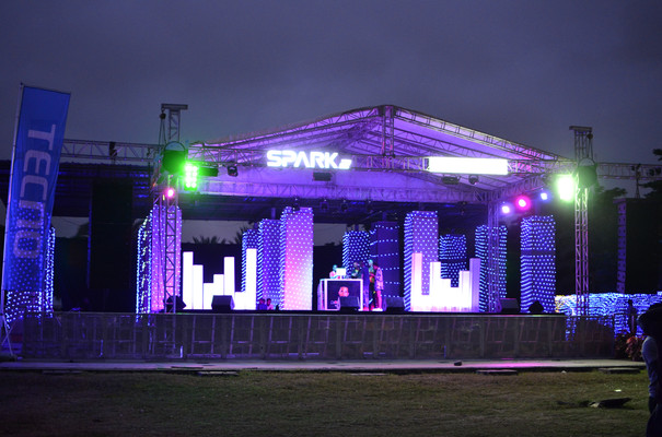 Spark party 18
