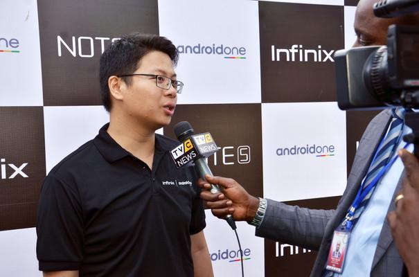 Infinix Note 9