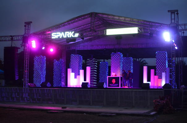 Spark party 8