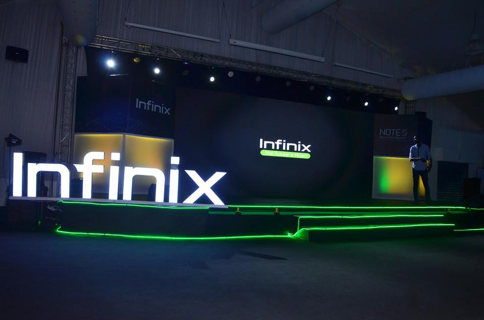 Infinix Note 45