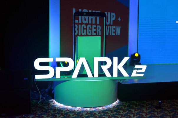 Spark 2 Launch 1