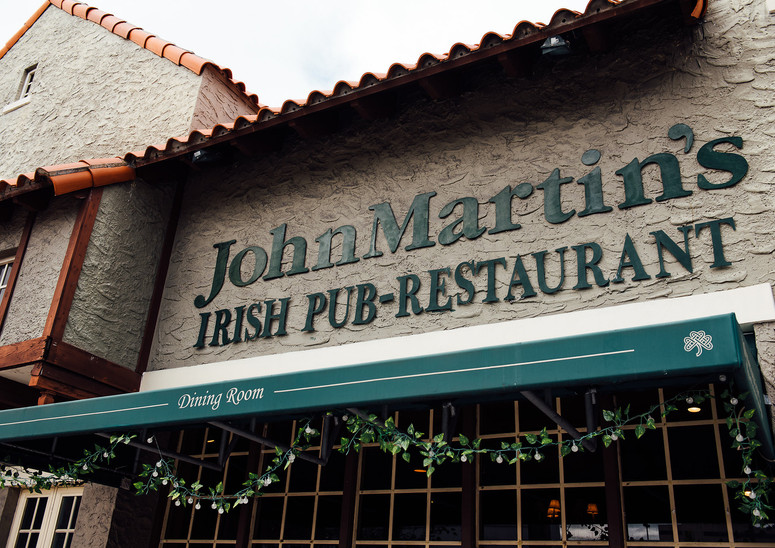 John Martin's Irish Pub