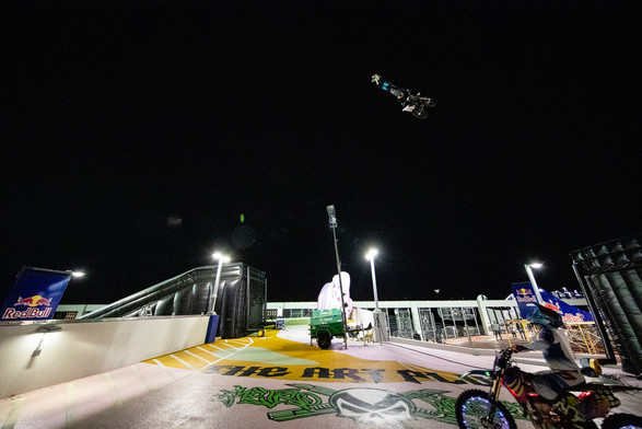 Photo Credit - Robert Snow Red Bull Cont