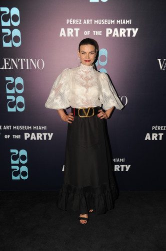 Tatiana Rodriguez Wearing Valentino - Ph