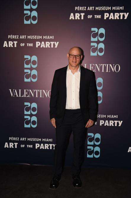 Craig Robins Wearing Valentino - Photo W