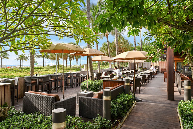The Ocean Grill at The Setai Miami Beach