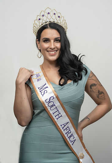 Ms Royalty International Contestant