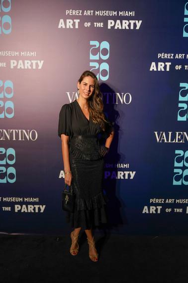 Sabrina Maclean Wearing Valentino access