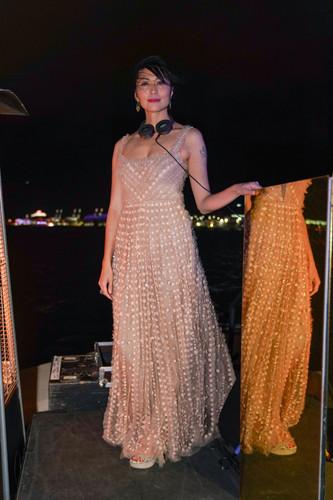 Gabby Mejia Wearing Valentino - Photo by