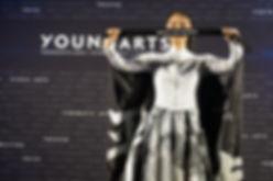 2018 YoungArts Winner in Design Arts hel