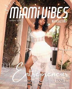 Miami Vibes Magazine, Cybil Bonhomme