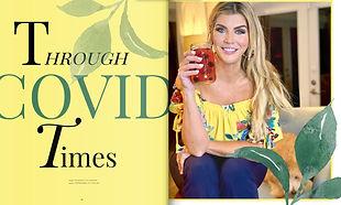 Ana Quincoces, Miami Vibes Magazine