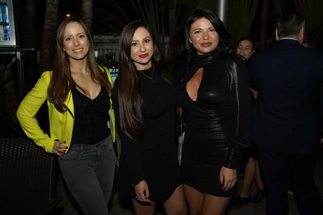 Amanda Finley, Alyssa Cina, & Ashley Aum