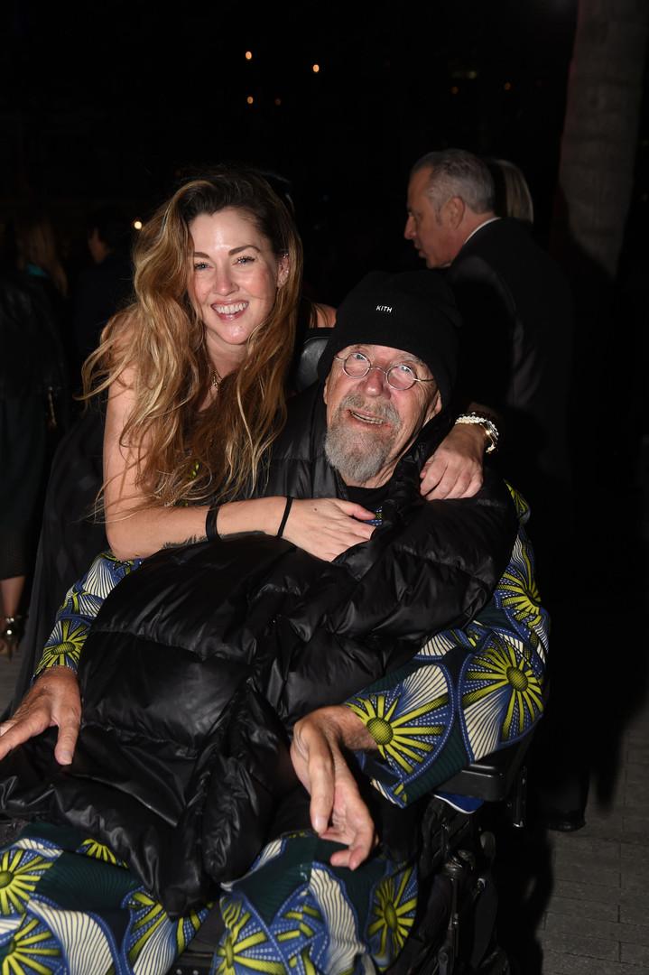 Suzanne Scott & Chuck Close - Photo Worl