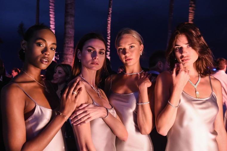 De Beers models - Photo WorldRedEye.com.