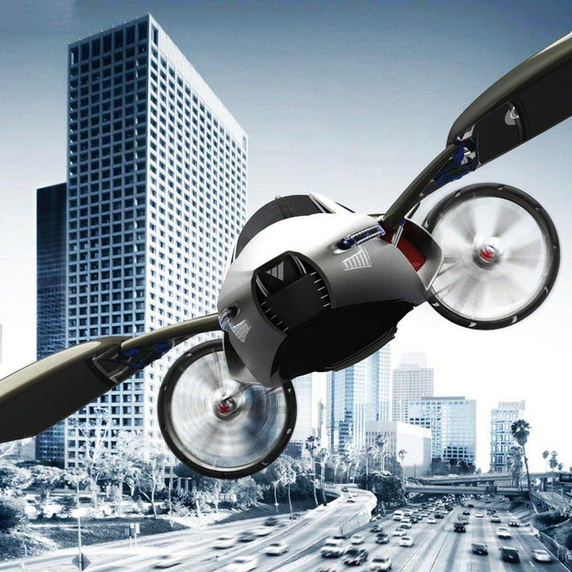 Flying Cars in the U.S