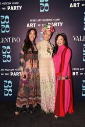 Lauren Gnazzo, Erin Newberg, & Mei Yu We