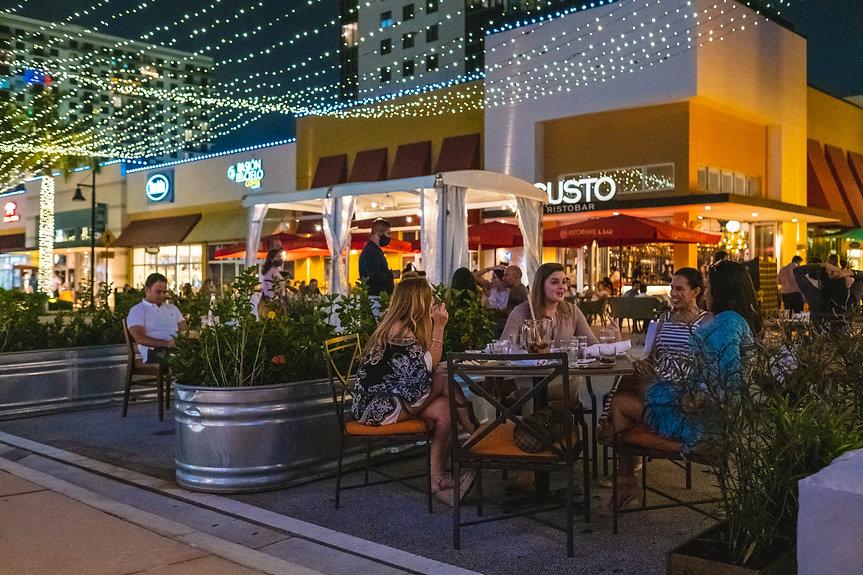 Restaurants in Miami, Miami Night life