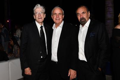 Julio Frenk, Mayor Carlos A Gimenez, & J