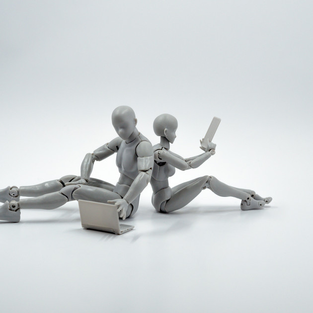 Increasing Robots & Unemployment