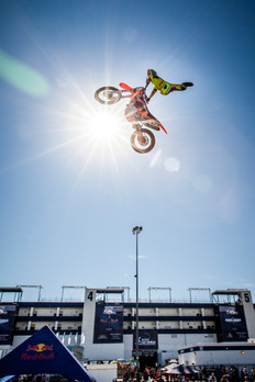 Ronnie Renner - Red Bull Sports Athlete.