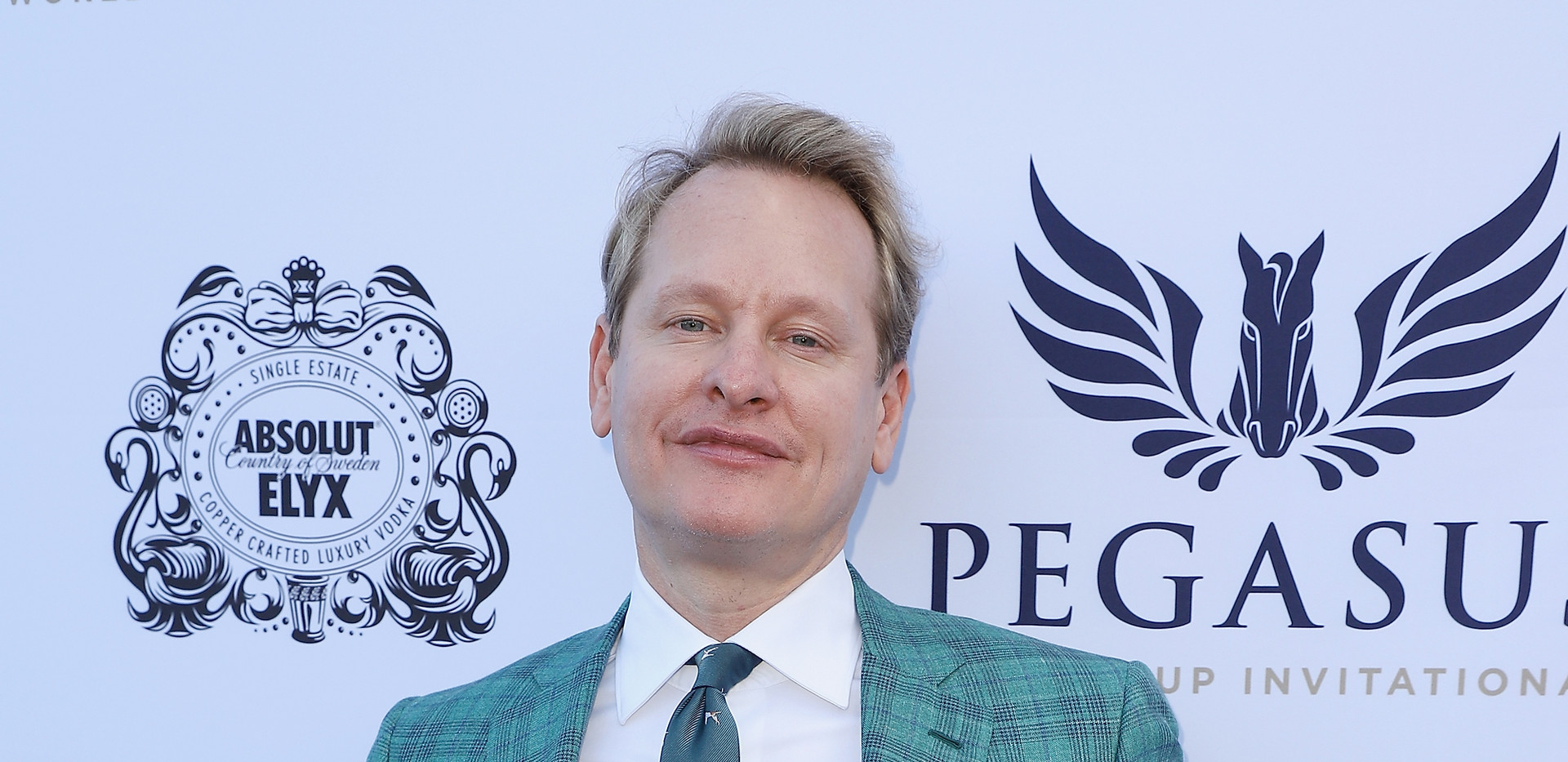 Carson Kressley at the $16 Million Pegas