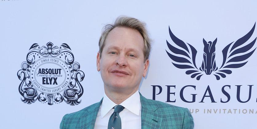 Carson Kressley at the $16 Million Pegas