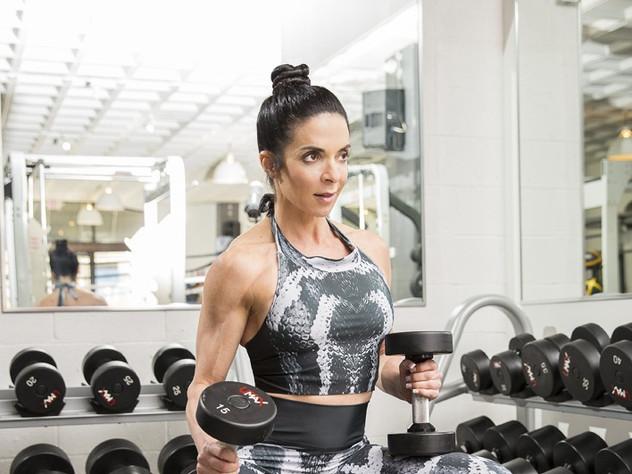 50 & on a Role: Janine Delaney Instagram Fitness Sensation