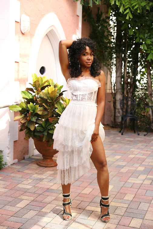 Cybil Bonhomme, Miami Vibes Magazine