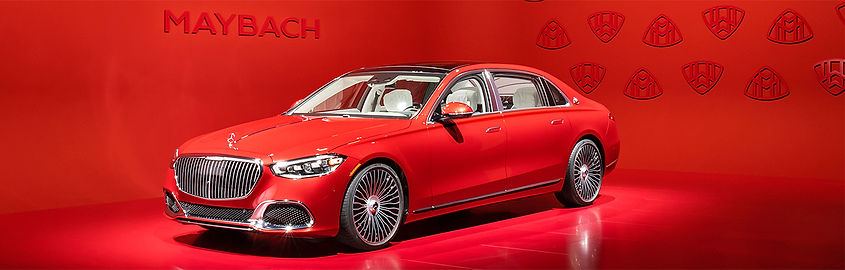 2021 Mercedes-Maybach S-clas