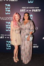Alexa Wolman Wearing Valentino & Jessica