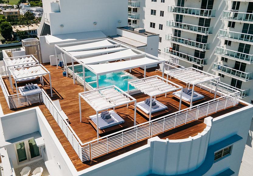Miami Restaurant, Miami Vibes Magazine, New Years 2021, Rooftop