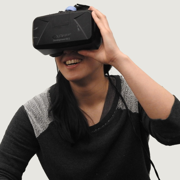 VR Camera Creates Immersive Experience