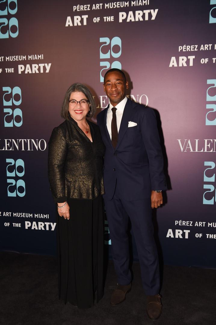 Commissioner Daniella Levine Cava & Fran