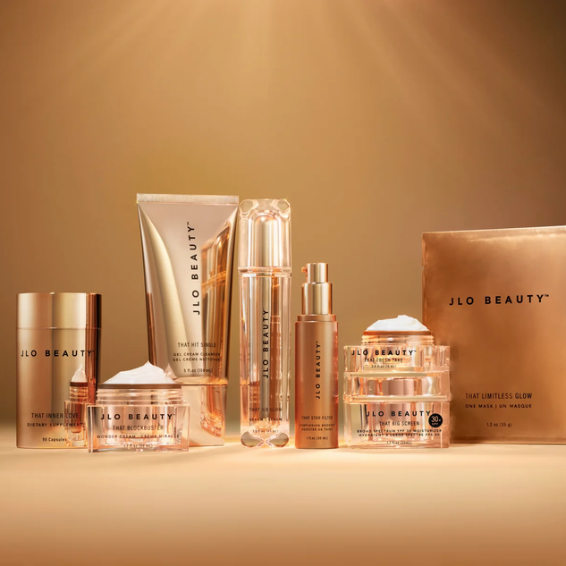 J-Lo and Her New Skincare Line