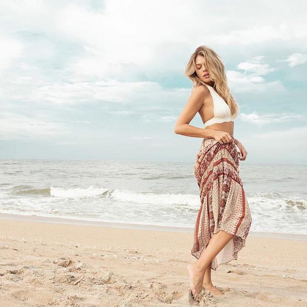 Perfect Beach Waves