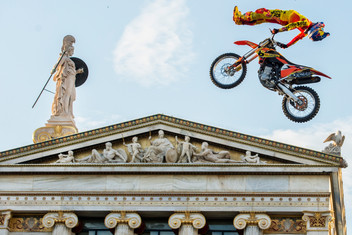 Ronnie Renner - Red Bull Sports Athlete(